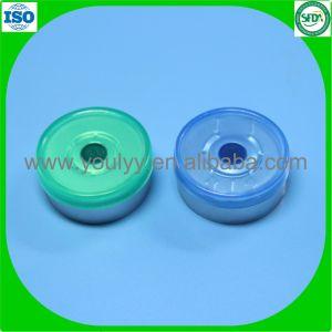 20mm grüne Farben-Aluminium-Schutzkappen