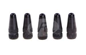 Las tapas de válvulas de aleación de aluminio bicicleta/válvula del neumático tapones guardapolvos