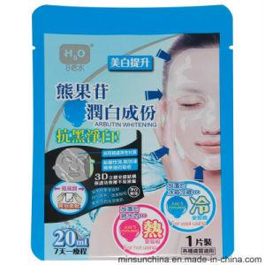 カスタマイズされた印刷顔マスクの真空ホイルのプラスチックパッキング袋
