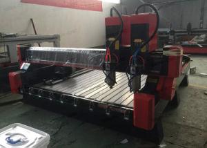 Hölzerner Acrylsteinmaschine CNC-Fräser des marmor-3D Engravign