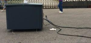 20 kVA insonorisées générateur comme alimentation de secours