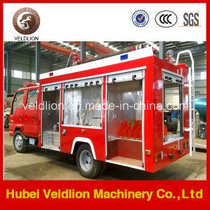Het water-Schuim van Isuzu 3500L/3.5m3 De Vrachtwagen van de Brandbestrijding