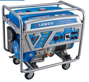 100% меди 5.5kw Двигатель бензиновый генератор бензиновый генератор