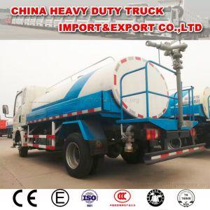 6m3 Sinotruk HOWO 4X2多機能水トラックの給水車
