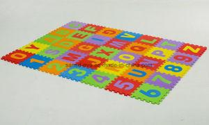 Non токсическая циновка ЕВА плитки пены тренировки головоломки ЕВА