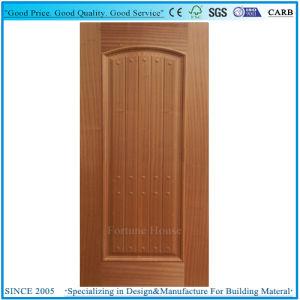 Ligne convexe/soulevées HDF gorge profonde de la peau de porte