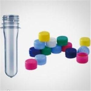 28mm水はジュースの飲み物プラスチックペットプレフォームのびんを炭酸塩化した