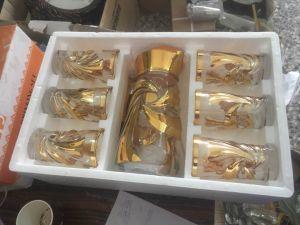 Brocca di vetro Sdy-J015 di buoni prezzi di alta qualità