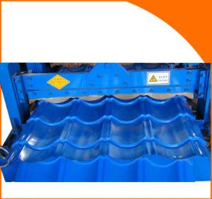 La norme européenne tuile de machine de formage de toiture vitrée