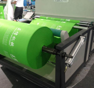 중국에 있는 압박 가격을 인쇄하는 4 색깔 비 길쌈된 Flexo