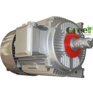 1MW 2MW sin escobillas de 1.5MW Direct-Drive alternador síncrono de imanes permanentes