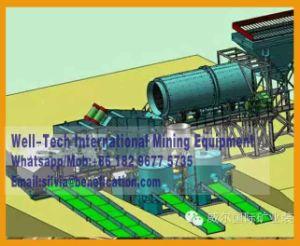 Ganzhou Stlb20 Fine Gold concentrateur centrifuge