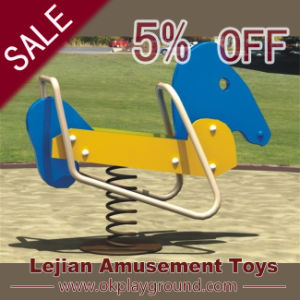 Multi Function Outdoor Playground Spring Horse (12152K)
