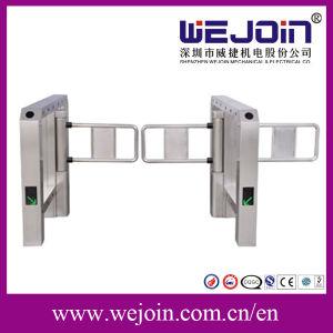 Smart Swing барьер используется для контроля доступа компании