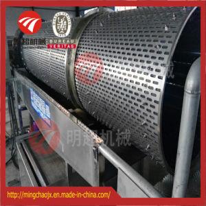 Tambour rotatif nettoyeur haute pression pour le lavage des fruits ou du sac