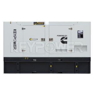 60Гц Silent типа шести цилиндров дизельных генераторных установках 250 kav Основная мощность