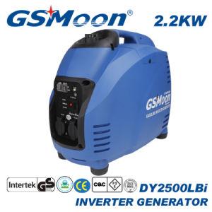 Maximale Energie 2.5kw der meiste leise Inverter-Generator