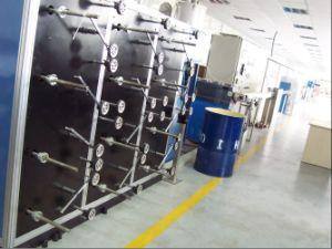 수출 USA/Spain/Korea/Russia/Brazil/Thailand/Iran를 위해 우수한 FTTH 섬유 하락 케이블 넣는 선 또는 실내 광섬유 (1992 년부터 CE/ISO9001/7 특허 또는)