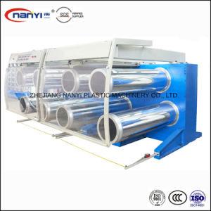 Haute vitesse plat en plastique en polypropylène PP fils de chaîne de production d'étirement d'Extrusion de bande