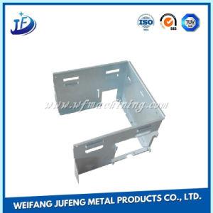 Soem-Aluminiumblech-tief gezeichnetes Teil durch Prozess MetalPunching