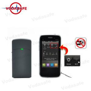 小型WiFi/Bluetoothの妨害機Pk313の範囲の半径2~10mを詰め込む無線カメラのブロッカー1.2g 2.4Gブロックのスパイのカメラ