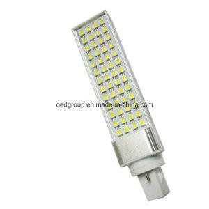 Epistar 5050SMD SMD 2835E27 13W G24 Pl lâmpada LED