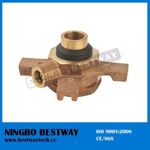 Adaptador de bronce para el contador de agua de la línea de la prueba de stock (BW-Q20A)