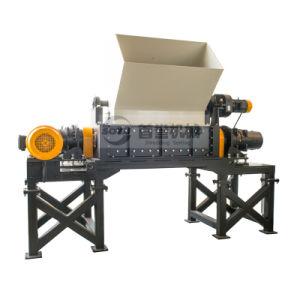 Eixo de Duas Shredder/plástico/pneu/Metal/Vidro/resíduos/eixo do tambor/Quatro Shredder/resíduos de sucata Shredder/Máquina triturador/triturar máquina triturador/Triturador de Eixo Duplo