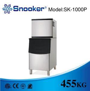 El uso comercial enfriado por aire Cube Ice maker Máquina de hielo