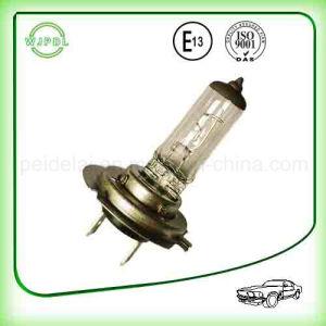 12V 55W白いH7ハロゲンランプまたはヘッド球根