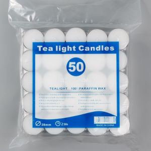 Katholische fromme lange Brandwunde duftende Tealight Kerze