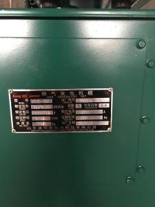 160kw/187.5kVA 디젤 Genset