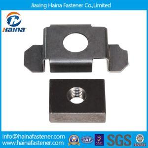 Écrou carré en acier inoxydable écrou cage dans une bonne qualité