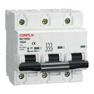 CFR1-63 Disyuntor Actual Residual RCCB, ELCB