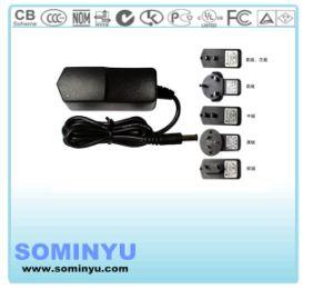 벽 유형 UL 세륨 SAA 승인되는 50/60Hz AC DC 전원 공급 24V DC 접합기