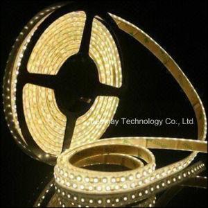 IP68 in pieno impermeabilizzano l'indicatore luminoso di striscia flessibile di 9.6W/M SMD3528 LED