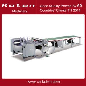 半自動シートのペーパーつく機械(Koten-SJ600)