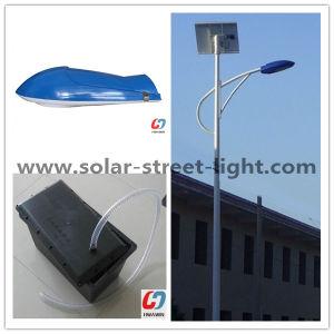 セリウムRoHSとの強力な12m 100W Solar Street Light