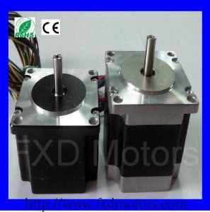 Alto Rendimiento 1.8 Gr Motor eléctrico de la máquina fresadora CNC