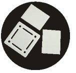 8mol Zei substrato de cerâmica e membrana de eletrólitos para Pacos