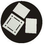 La cerámica sustrato y la membrana de electrolito de Sofc