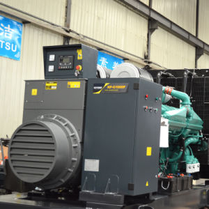 Открытого типа с генераторной установкой дизельного двигателя Cummins Кта38-G5
