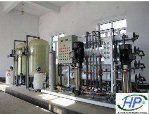 de Zuiveringsinstallatie van het Water 16000lph RO voor Industrieel Systeem