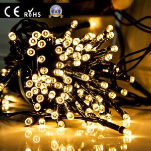 IP67 al aire libre de las luces LED de la cadena de Navidad para decoraciones de árbol