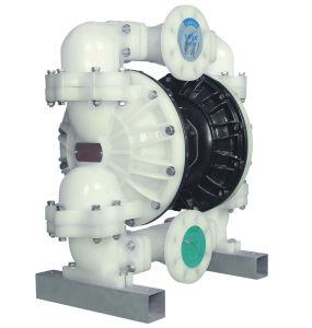 Rd 3 pouces PVDF pneumatique de la pompe à eau