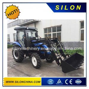 4RM 60HP certification EPA tracteur agricole à roues (SL604)