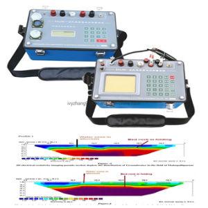 Medidor de resistividad geofísicos, geológicos Dzd buscador de agua de la Tierra-6A 500m de agua subterránea y el Detector Detector de agua subterránea la exploración geológica