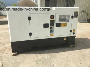 generatore silenzioso di inizio elettrico 10kVA con il motore diesel della Perkins