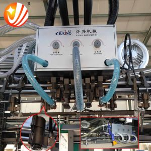 Qtm1450 자동적인 판지 박판으로 만드는 기계
