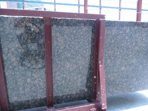 China mármol marrón losa de granito marrón Báltico